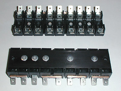 fuseblocks_anod2_400 aftermarket fusebox for ferrari 308 and 512 series  at crackthecode.co
